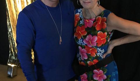 Martin Kagemark och Suzzie Tapper på gig i Eskilstuna -19