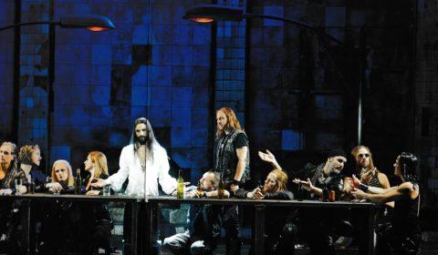 Jesus Christ Superstar, sista måltiden -14