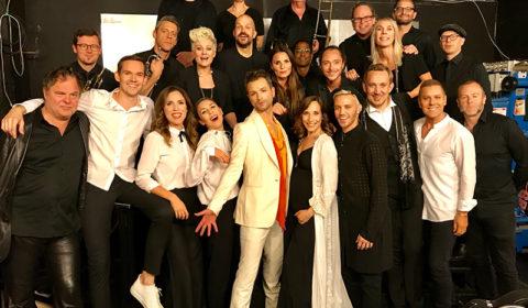 Jesus Christ Superstar ensemble på Göta Lejon -17