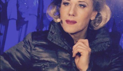 Martin Kagemark som Candy Darling i Livet är en schlager -14