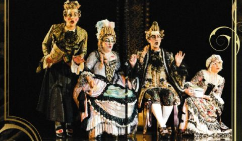 Martin Kagemark i The Phantom of the Opera som fopp -16