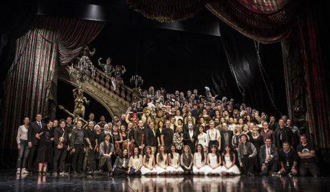 The Phantom of the Opera, ensemble -16