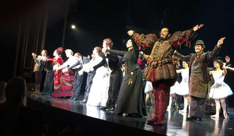 The Phantom of the Opera, applådtack -16