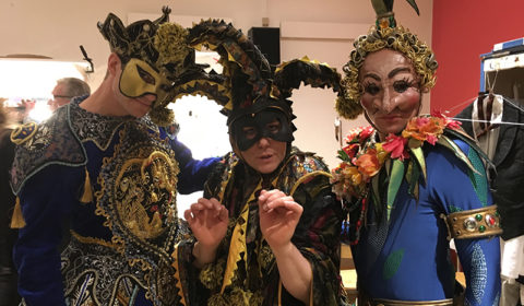 The Phantom of the Opera, maskerad -16