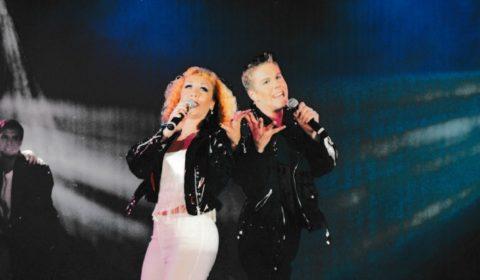 Martin på Silja Lines show -99