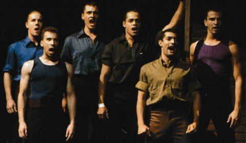 West Side Story, Sharks -97
